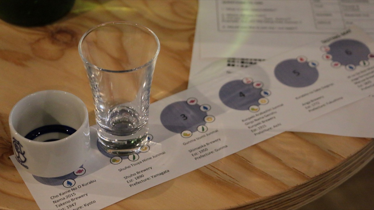 日本酒イベント Sake Exchange Tokyo (SET) でしぼりたて新酒を味わう