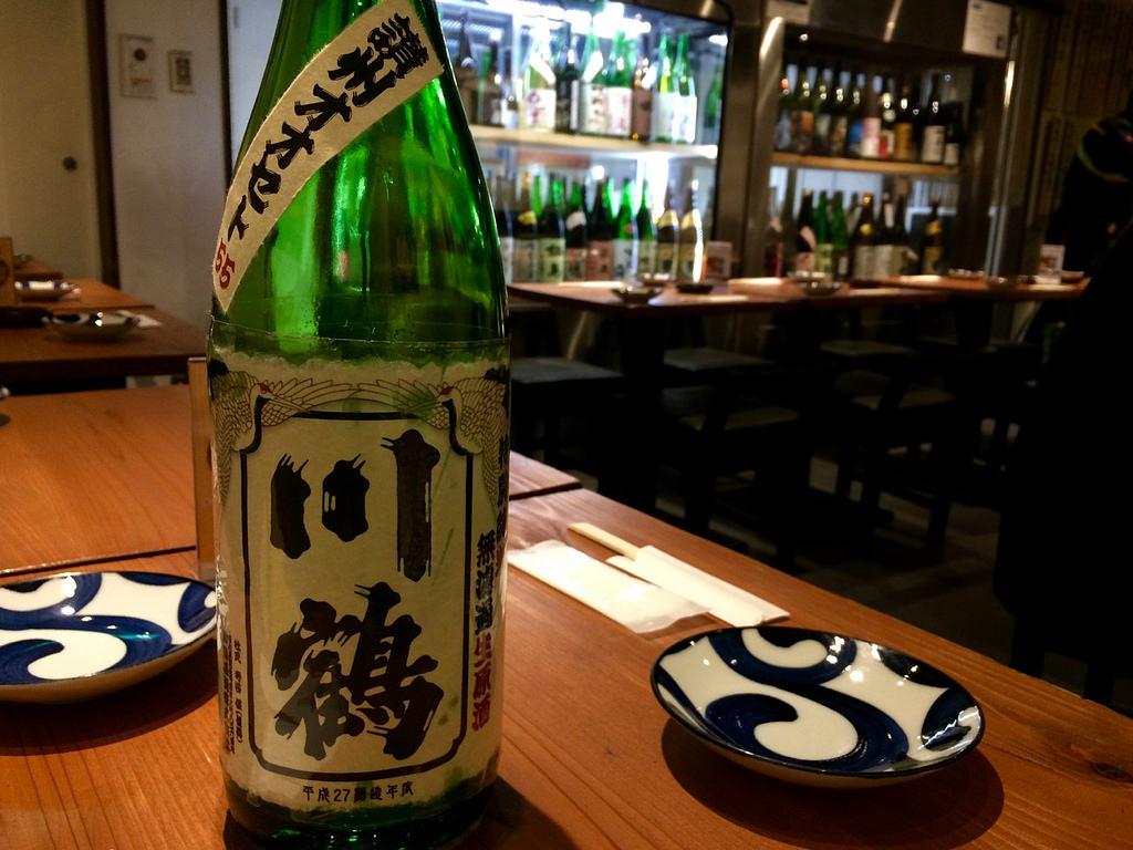 川鶴 讃州オオセト55 特別純米 無濾過生原酒 日本酒テイスティングノート