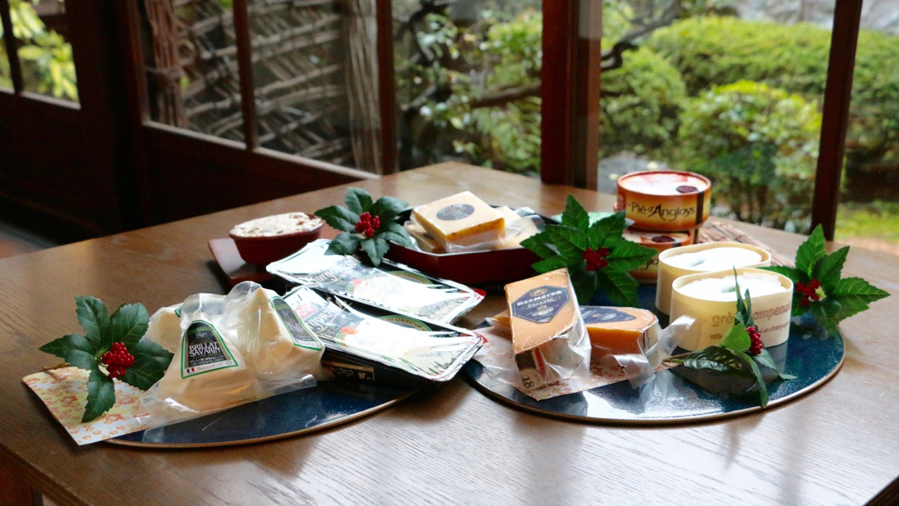 「チーズと日本酒」日本酒レッスン その7 イベントレポート〈前編〉