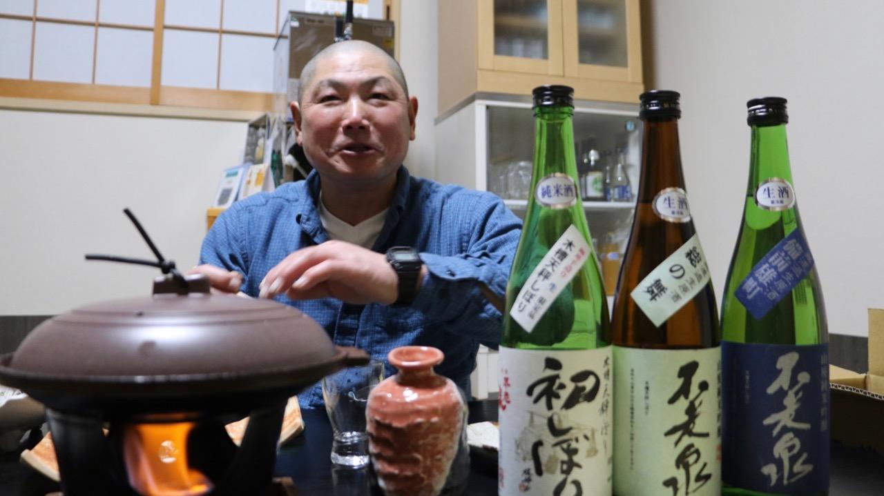 8. 酒造りは一期一会|不老泉 上原酒造杜氏・横坂安男さんインタビュー