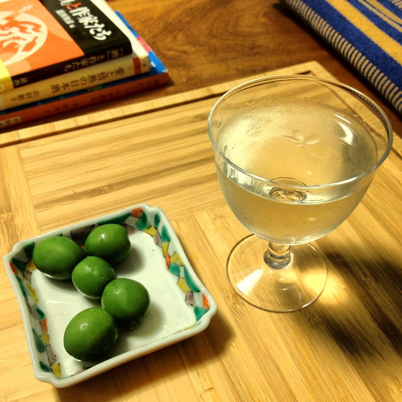 蓬莱泉 純米吟醸 熟成生酒 和 日本酒テイスティングノート