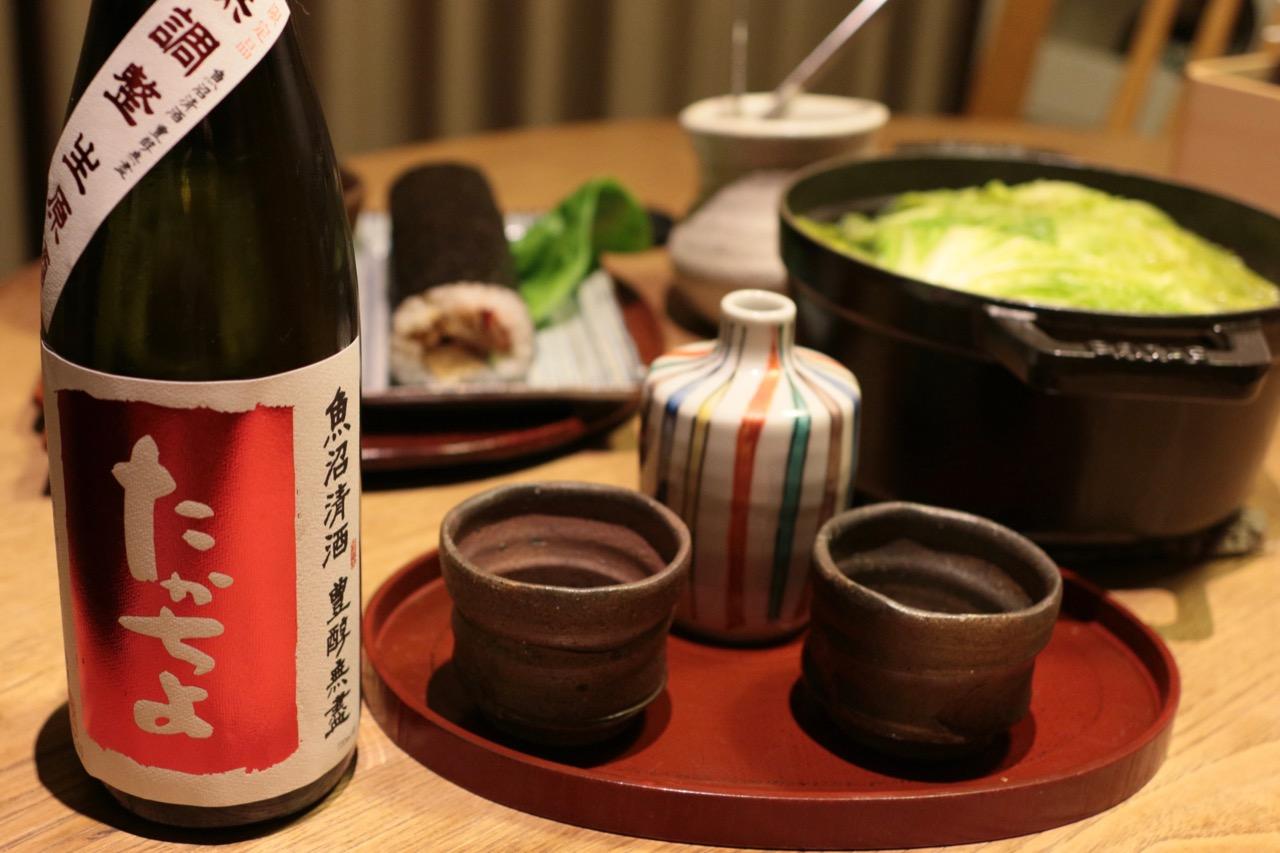 たかちよ 赤ラベル 扁平精米 無調整生原酒|日本酒テイスティングノート