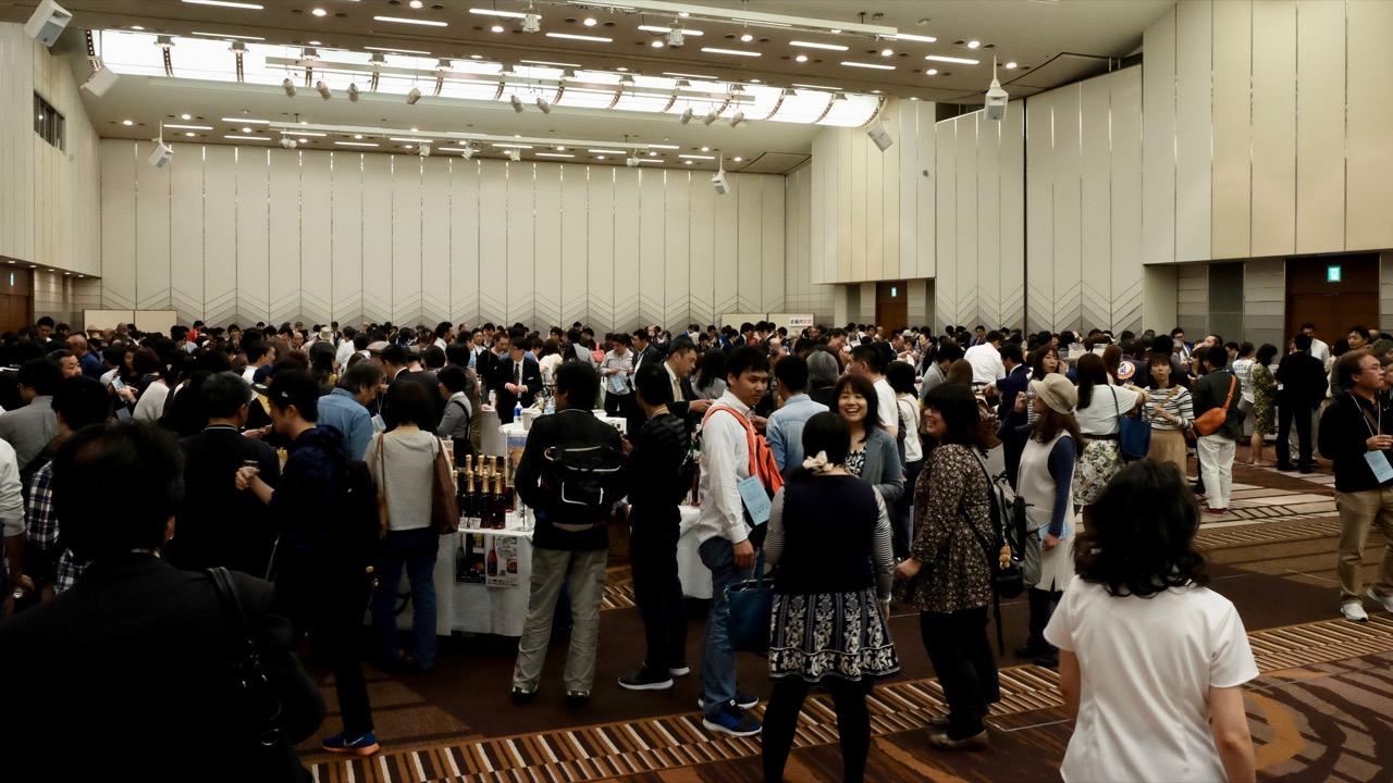 滋賀県大津でのきき酒会に行ってきました!日本酒とみりんとの新たな出会い