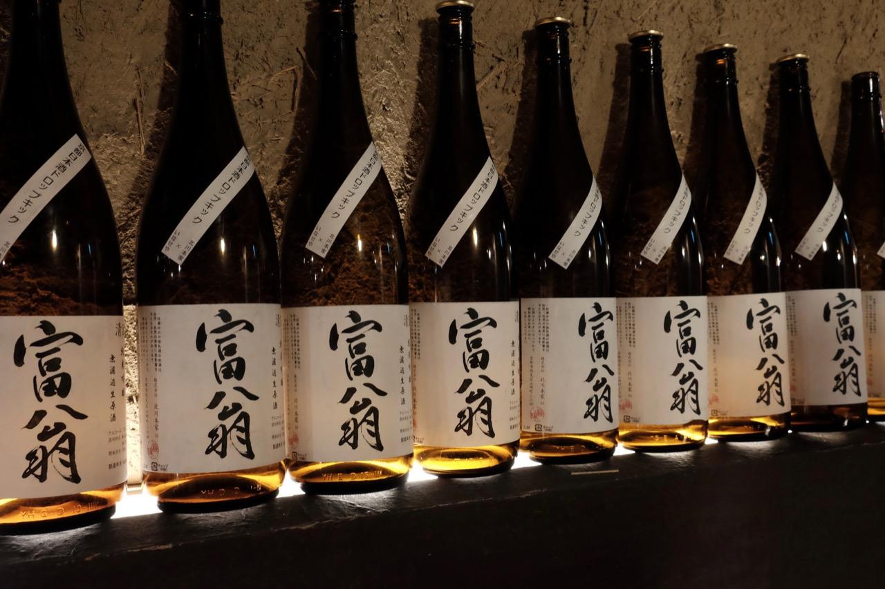 「富翁 純米吟醸 生原酒」京都日本酒ドロップキック2017 富翁@馳走いなせや