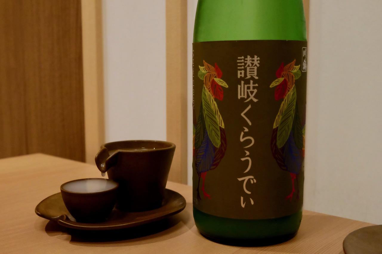 川鶴 讃岐くらうでぃ|日本酒テイスティングノート