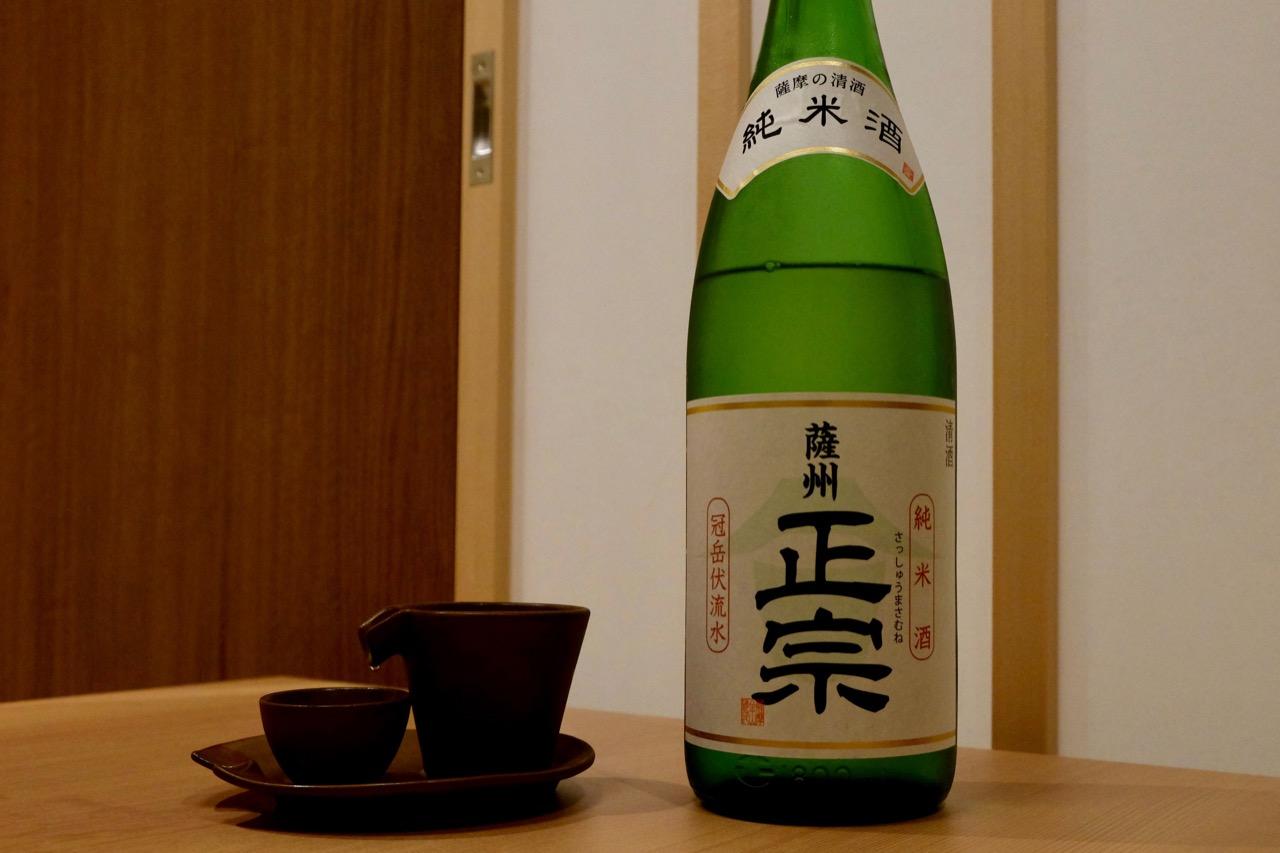 薩州正宗 純米酒|日本酒テイスティングノート