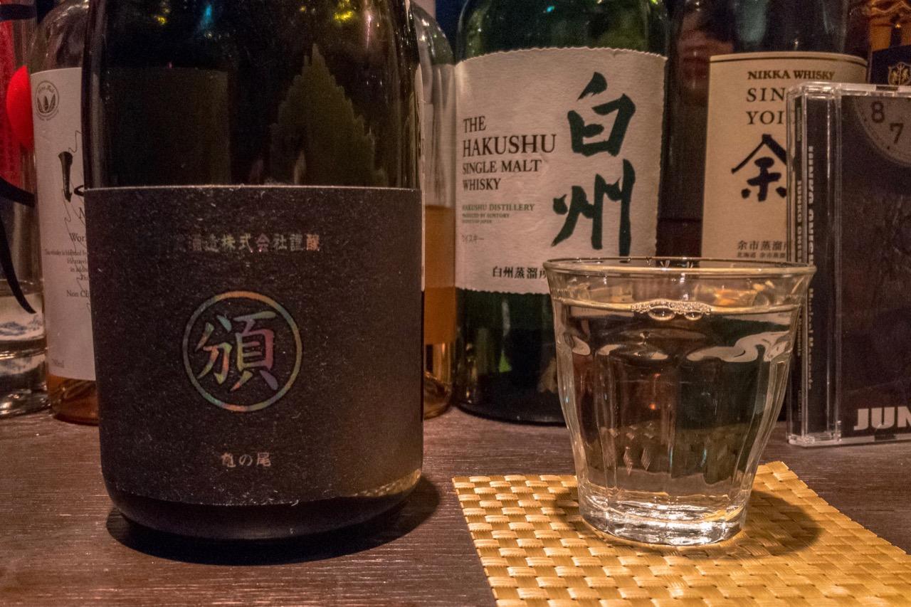 新政 水墨(アッシュ)生酛純米 木桶仕込み|日本酒テイスティングノート