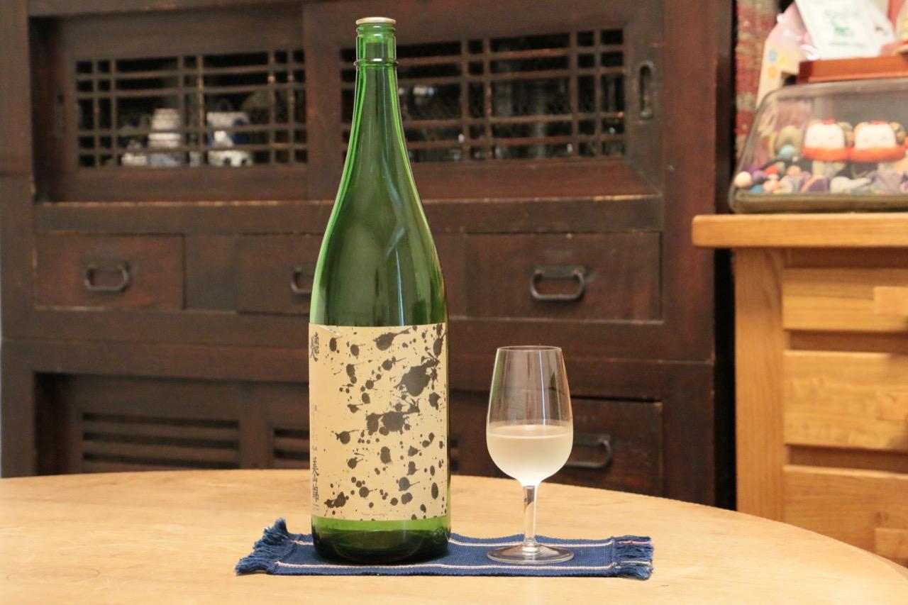 南部美人 美山錦純米酒80 オリガラミ生原酒|日本酒テイスティングノート