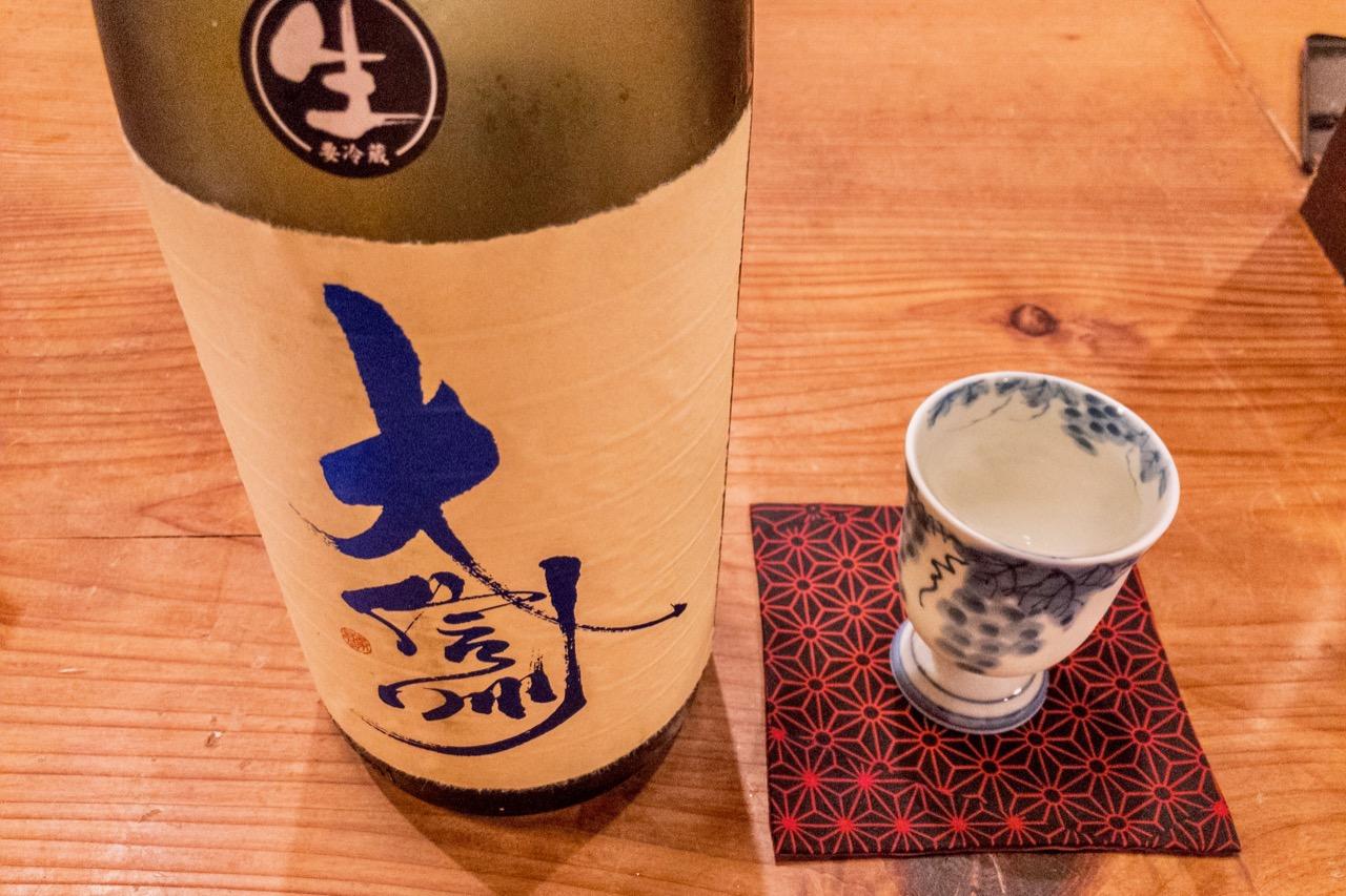 大信州 超辛口 純米吟醸 生|日本酒テイスティングノート